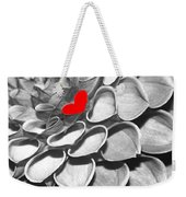 This Heart Is For You Weekender Tote Bag