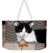 This Is My Mouse Weekender Tote Bag