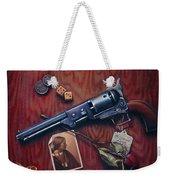 This Is Not A Gun Weekender Tote Bag