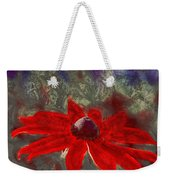 This Is Not Just Another Flower - Spr01 Weekender Tote Bag