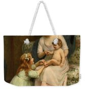 This Little Piggy Went To Market Weekender Tote Bag