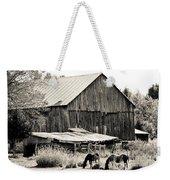 This Old Farm Weekender Tote Bag