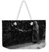This Old Woman Was In Her Youth During The 1910-1920 Mexican Revolution Guadalajara Jalisco Mexico  Weekender Tote Bag