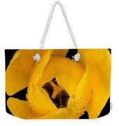 This Yellow Tulip Weekender Tote Bag