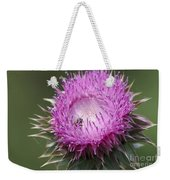 Thistle And The Bee Weekender Tote Bag