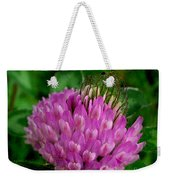 Thistle Beauty Weekender Tote Bag