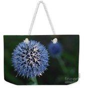 Thistle Bloom 2 Weekender Tote Bag