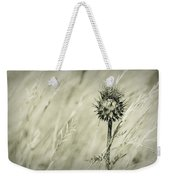 Thistle - Dreamers Garden Series Weekender Tote Bag