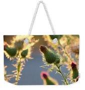 Thistle Garden Weekender Tote Bag