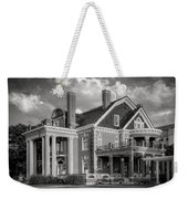 Thistle Hill Bw Weekender Tote Bag