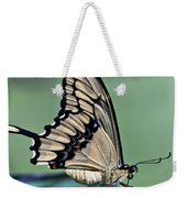 Thoas Swallowtail Butterfly Weekender Tote Bag