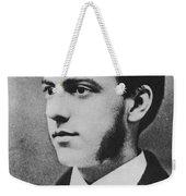 Thomas Augustus Watson (1854-1934) Weekender Tote Bag