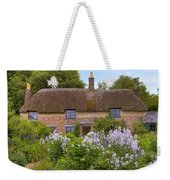 Thomas Hardy's Cottage Weekender Tote Bag by Joana Kruse