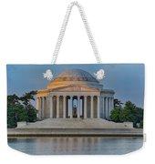 Thomas Jefferson Memorial At Sunrise Weekender Tote Bag