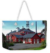 Thomas Kay Woolen Mill Weekender Tote Bag