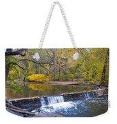 Thomas' Mill Dam Weekender Tote Bag