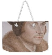 Thomas More Weekender Tote Bag