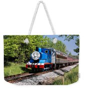 Thomas Visits The Cvnp Weekender Tote Bag