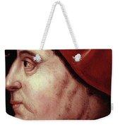Thomas Wolsey (c1475-1530) Weekender Tote Bag
