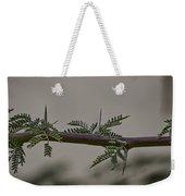 Thorns Of The Acacia Tree Weekender Tote Bag