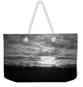 Thornton Sunset With A Holga Weekender Tote Bag