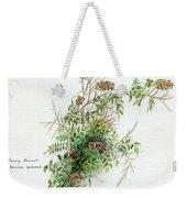 Thorny Burnet C1950 Weekender Tote Bag