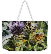 Thorny Crazy Weekender Tote Bag