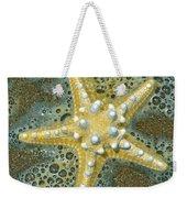 Thorny Starfish Weekender Tote Bag