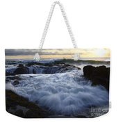 Thors Well 2 Weekender Tote Bag by Bob Christopher