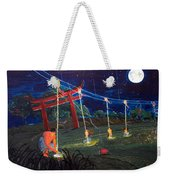 Those Who Light Their Lamps Weekender Tote Bag
