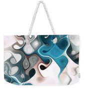 Thought Process Weekender Tote Bag