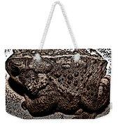 Thoughtful Toad Weekender Tote Bag