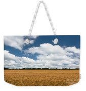 Thoughts Of A Wheatfield Weekender Tote Bag