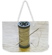Thread And Needle Weekender Tote Bag