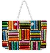 Thread Reels Weekender Tote Bag