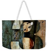 Three Along The Way Weekender Tote Bag