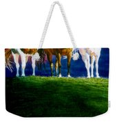 Three Amigos Weekender Tote Bag by Hanne Lore Koehler