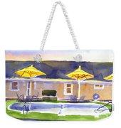 Three Amigos IIib Weekender Tote Bag