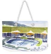 Three Amigos Poolside Weekender Tote Bag