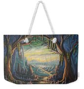 Three And A Half Wishes Weekender Tote Bag