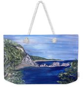 Three Arches Rock Weekender Tote Bag