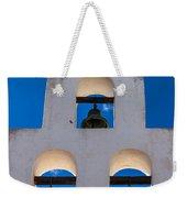 Three Bells In The Afternoon Weekender Tote Bag