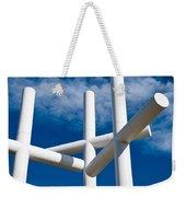 Three Crosses Weekender Tote Bag