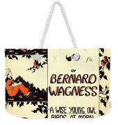 Three Forest Fevels Weekender Tote Bag
