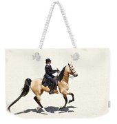 Three Gaited Buckskin Weekender Tote Bag