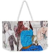 Three Generations Weekender Tote Bag