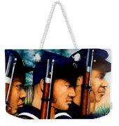 Three Heros Weekender Tote Bag