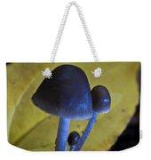 Three Little Mushrooms Weekender Tote Bag