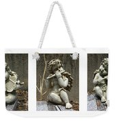 Three Musicians Triptych  Weekender Tote Bag