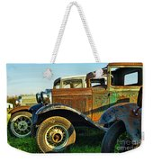 Three Old Fords Weekender Tote Bag
